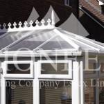 Edwardian Conservatory roof garden