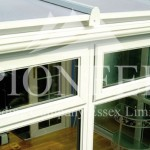 Lean to Conservatory roof view