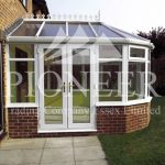 Victorian Conservatories side door view