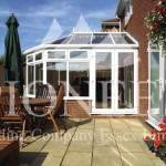 Victorian Conservatories near view