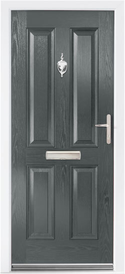 The Carsington Composite Door