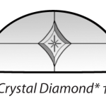 dove crystal diamond glazing
