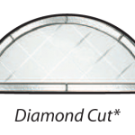 dove diamond cut glazing