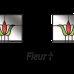 ecclesbourne fleur glazing